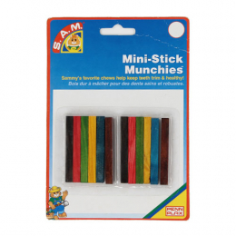 Mini-Stick Munchies