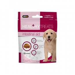 VET IQ Healthy Treats Intestinal aid with Chicken 50g