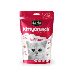 Kit Cat Kitty Crunch Beef Flavor 60g