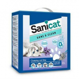 Sanicat Oxygen Power Clumping 10L