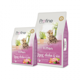 Profine Kitten Natural Chicken
