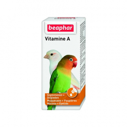 Beaphar Vitamin A for birds -20ml