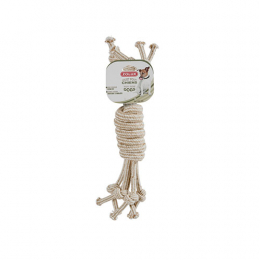 ZOLUX NATURE COIL ROPE TOY