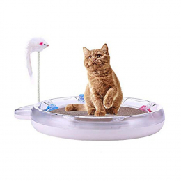 5-in-1 Scratcher Cat Toy