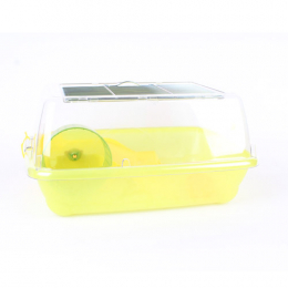 Hamster Transparent cage multiple colors