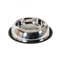 ZOLUX Nonslip Stainless Steel Bowl 2.9L
