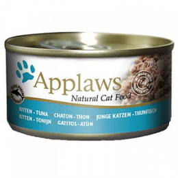 Applaws Kitten Tuna Can 24x70g