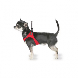 Spidy Harness for Medium & Small Size Dogs Red