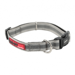 Zolux 'Moov' Grey Dog Collar