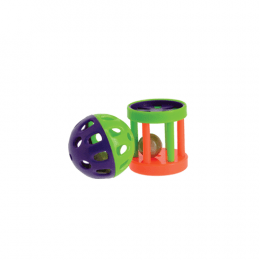 CatLife Ball and Drum With bells toy