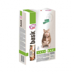 Complete food for mouse and gerbil1kg