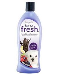 Sergeant's Fur So Fresh Dog Shampoo 532ml