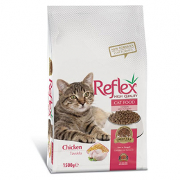 Reflex Adult Cat Chicken Dry Food 15kg