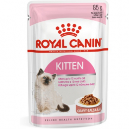 Royal Canin Kitten (in gravy) 12x85g