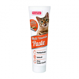 Beaphar Multi-Vitamin Paste for Cats 100 g
