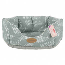 Zolux Boheme Club Pet Bed Green