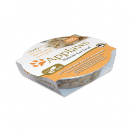 Applaws Chicken & Duck Pot 10 x 60g