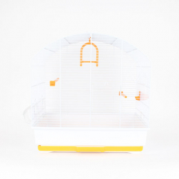 "MPS bird cage ""Diamond"" Orange"