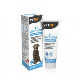 VetIQ 2 in 1 Denti-Care Edible Toothpaste
