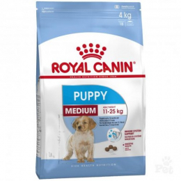 Royal Canin Dry Food Medium Junior 15Kg