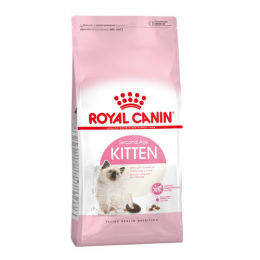 Royal Canin Second Age Kitten Food - 2kg