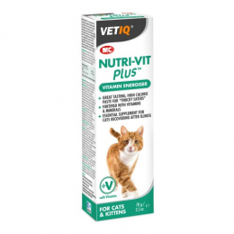 M&C Nurish-UM Paste for Cats & Kittens 70g