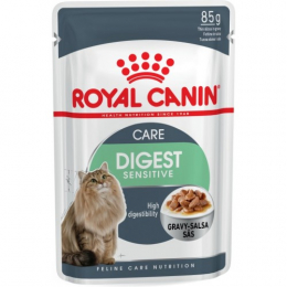 Royal Canin Digest Sensitive (in gravy) 12x85g