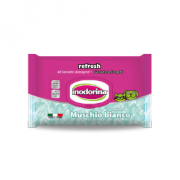 Inodorina Refresh 100 wipes