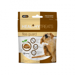 VET IQ Healthy Treats Flea Guard with Turkey 70g