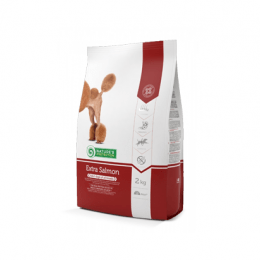 Nature's Protection Dog Extra Salmon Adult Dry Food For All Breeds