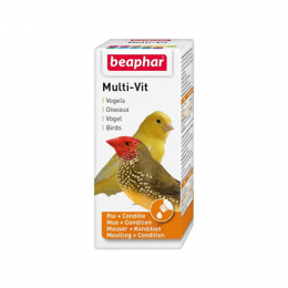 beaphar Multi Vit Bird - 20ml