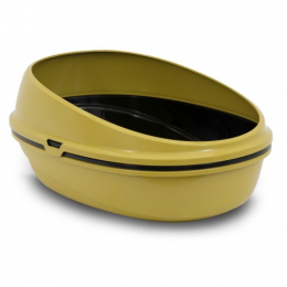 MP Bergamo Cat Litter Tray with Sifter