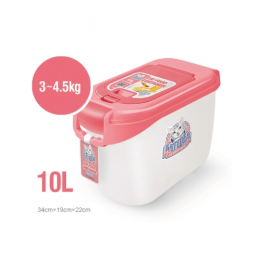 CATIDEA Food Storage Container Small 3~4.5 kg