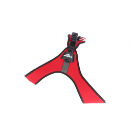 Spidy Harness for Medium & Large Size Dogs Red