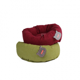 ZOLUX Cuddly Round Bed For Cats 45cm