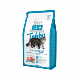 "Brit Care ""tobby"" Hypoallergenic Duck & Rice for Adult Cats"
