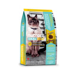 Nutram Ideal Solution Support® Skin & Coat & StomachDry Food Chicken and Salmon
