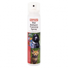 Beaphar Pet Behave Training Spray 125ml
