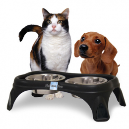 OurPets High Rise Diner Feeding Station