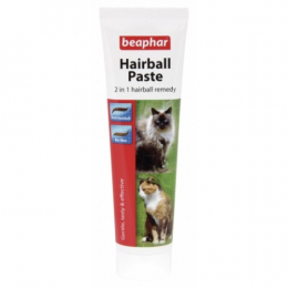 Beaphar Hairball Paste 2 in 1