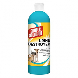Simple Solution Pet Urine Destroyer