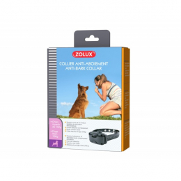 ZOLUX BARK CONTROL COLLAR ANTI-BARK COLLAR FOR DOG From 15 KG