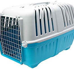 MPS Pratiko Pet Carrier For Small Dogs, Cats, Rabbits & Small Animals -Small