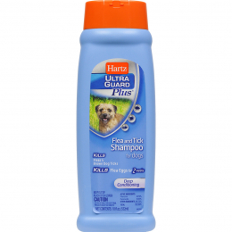 Hartz UltraGuard Plus Flea & Tick Shampoo Coconut 532ml