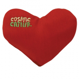 COSMIC CATNIP Heart With Catnip
