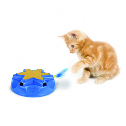 OurPets CATTY WHACK HIDE SEEK CAT TOY