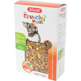 Zolux Crunchy Meal Dwarf Rabbit 800g