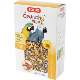 Zolux Crunchy Meal Parrot 600g