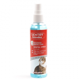 SENTRY Dental Spray For Cats 4oz