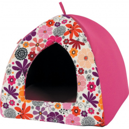 "ZOLUX ""Bella"" Pink Igloo for Cats"